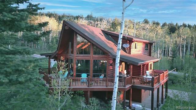3257 County Road 150, Westcliffe, CO 81252 (#5784405) :: The DeGrood Team