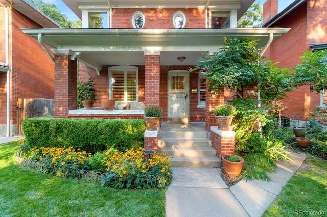 1346 N Steele Street, Denver, CO 80206 (#5784519) :: Wisdom Real Estate