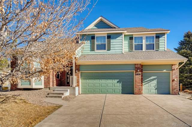 23031 Hope Dale Avenue, Parker, CO 80138 (#5785301) :: The Dixon Group