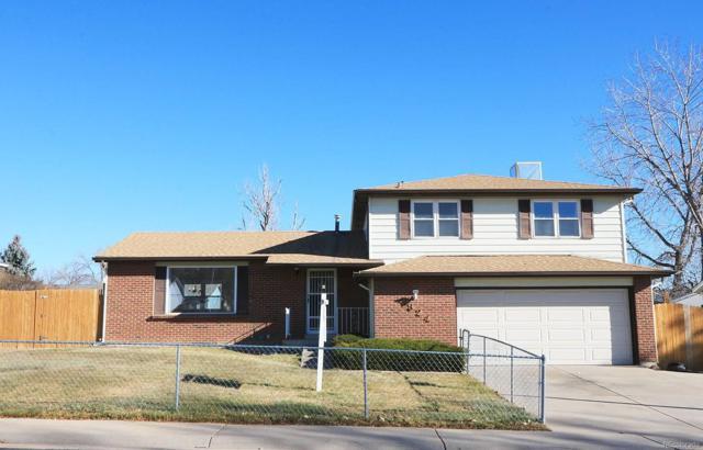 4324 S Cole Court, Morrison, CO 80465 (#5785545) :: House Hunters Colorado
