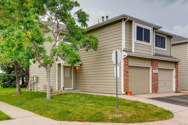 19194 E Wyoming Drive #104, Aurora, CO 80017 (#5785626) :: House Hunters Colorado