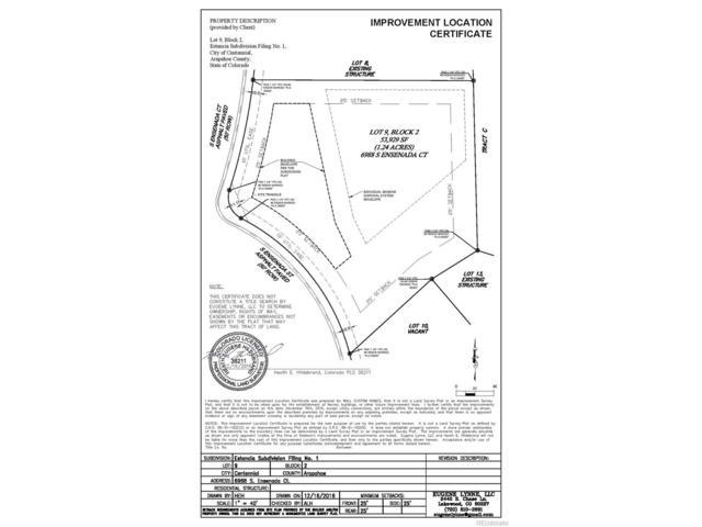 6988 S Ensenada Court, Centennial, CO 80016 (MLS #5785733) :: 8z Real Estate