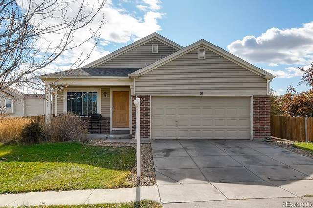 15626 E 99th Place, Commerce City, CO 80022 (#5785921) :: Real Estate Professionals