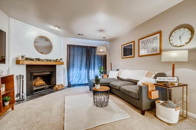 343 W Lehow Avenue #3, Englewood, CO 80110 (MLS #5786534) :: 8z Real Estate