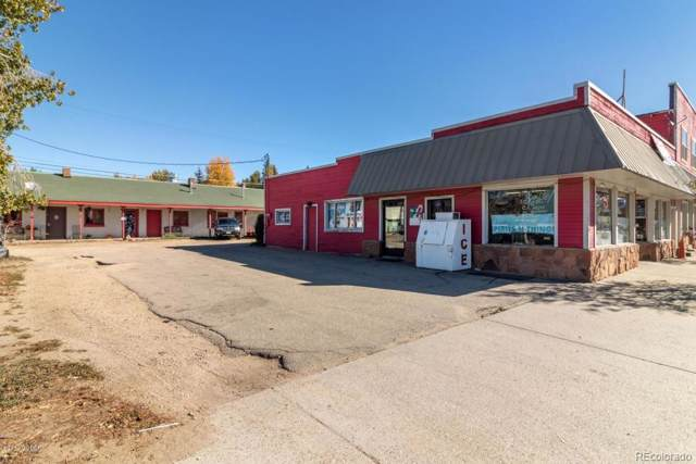 413 E Agate Street, Granby, CO 80446 (#5786696) :: The Heyl Group at Keller Williams