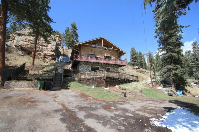 8127 S Brook Forest Road, Evergreen, CO 80439 (#5786724) :: The Pete Cook Home Group