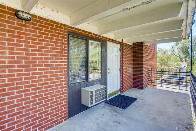 1180 Yosemite Street #213, Denver, CO 80220 (#5786999) :: Chateaux Realty Group