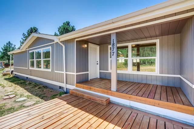 1877 Pathfinder Road, Florissant, CO 80816 (MLS #5787148) :: 8z Real Estate