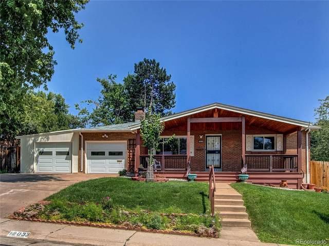 12033 W Maryland Drive, Lakewood, CO 80228 (#5787313) :: Wisdom Real Estate