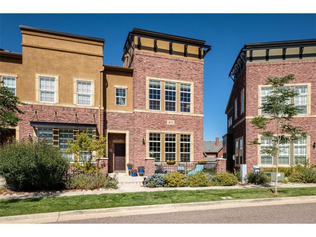 875 Brookhurst Avenue D, Highlands Ranch, CO 80129 (#5787632) :: The Peak Properties Group