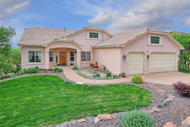 7945 Needlegrass Lane, Colorado Springs, CO 80919 (#5787912) :: The Heyl Group at Keller Williams