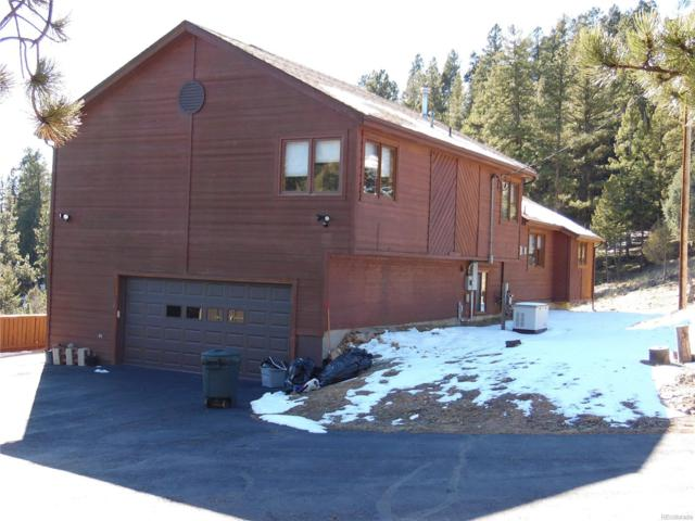 13403 Shiloh Drive, Conifer, CO 80433 (#5788012) :: Berkshire Hathaway Elevated Living Real Estate