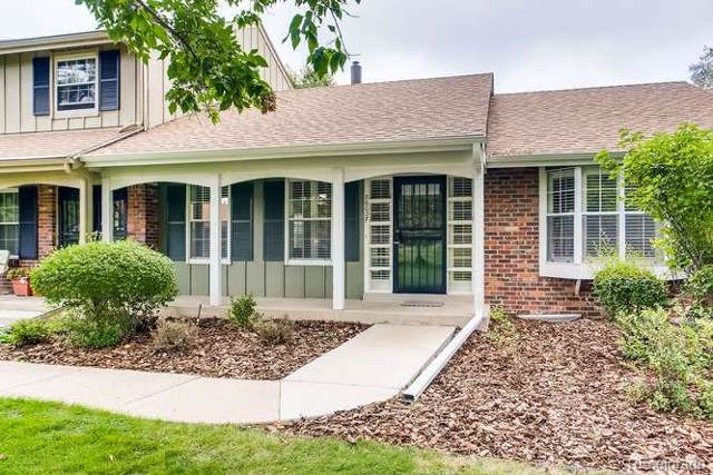 8602 E Amherst Drive F, Denver, CO 80231 (MLS #5788097) :: The Space Agency - Northern Colorado Team