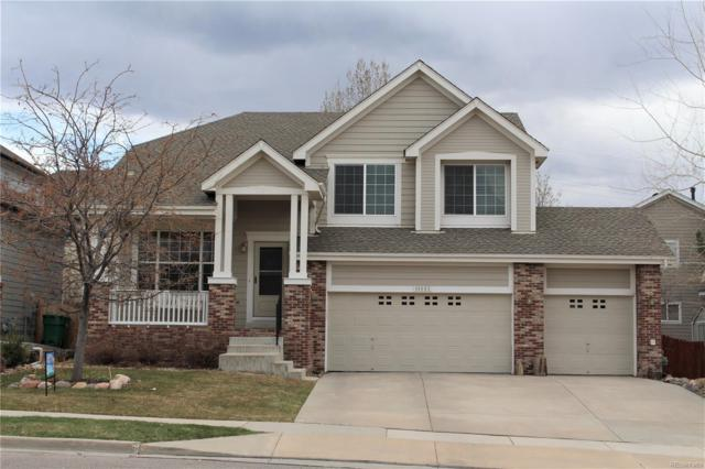 11693 Whooping Crane Drive, Parker, CO 80134 (#5788310) :: Compass Colorado Realty