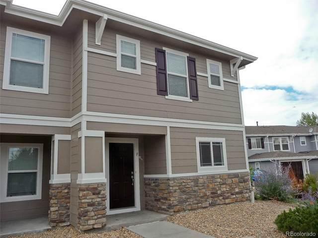 9058 Apache Plume Drive F, Parker, CO 80134 (MLS #5788333) :: Neuhaus Real Estate, Inc.
