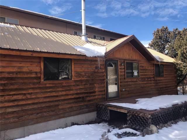 235 S Hemlock Street, Crestone, CO 81131 (MLS #5788725) :: 8z Real Estate
