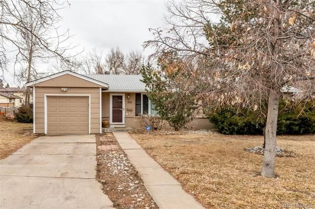 7151 S Albion Street, Centennial, CO 80122 (MLS #5788742) :: 8z Real Estate