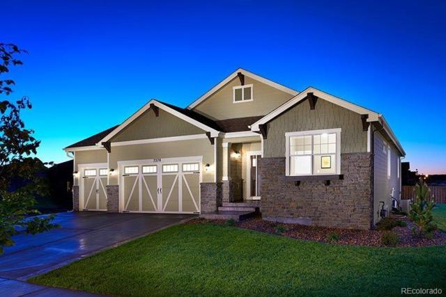 6135 N Beckwourth Court, Parker, CO 80134 (#5789048) :: The Pete Cook Home Group