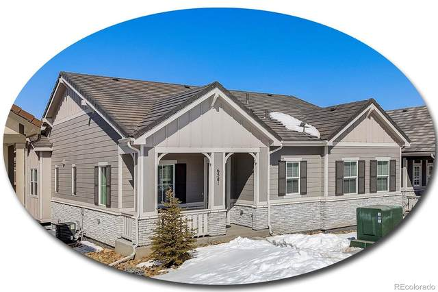 6581 Village Lane, Centennial, CO 80111 (#5789458) :: Berkshire Hathaway HomeServices Innovative Real Estate