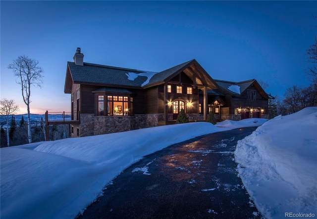28300 Skyline Drive, Steamboat Springs, CO 80487 (#5789513) :: Real Estate Professionals