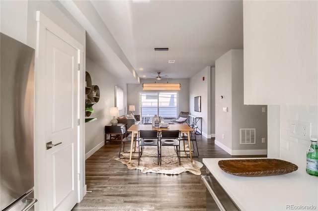1590 Ingalls Street #208, Denver, CO 80214 (MLS #5789832) :: Stephanie Kolesar