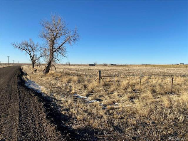 Tract #2 Peoria Road, Strasburg, CO 80105 (#5789977) :: Signature Realty, Inc.