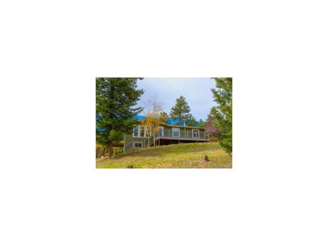 28550 Mountain View Road, Conifer, CO 80433 (MLS #5790036) :: 8z Real Estate