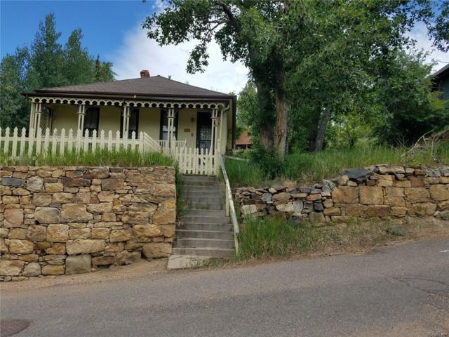 202 E 4th High Street, Central City, CO 80427 (MLS #5790132) :: 8z Real Estate