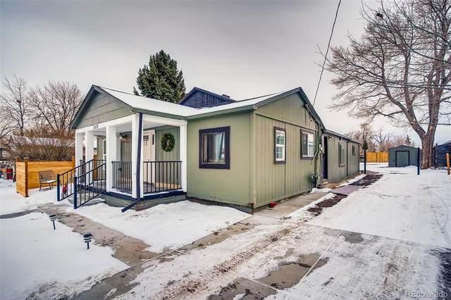 2620 W Amherst Avenue, Denver, CO 80236 (MLS #5790275) :: 8z Real Estate