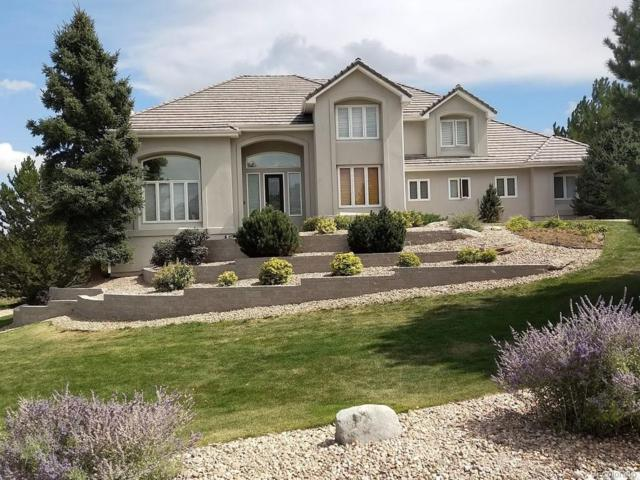 7410 S Genoa Circle, Centennial, CO 80016 (#5790799) :: The DeGrood Team