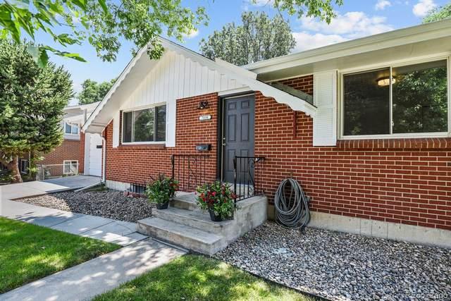 7830 W Florida Avenue, Lakewood, CO 80232 (#5791190) :: Wisdom Real Estate