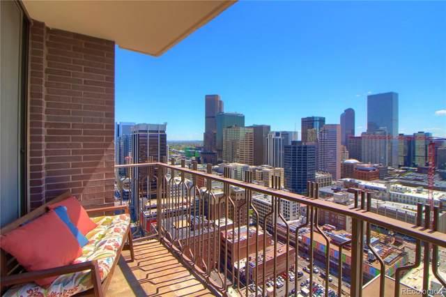 1020 15th Street 35JK, Denver, CO 80202 (MLS #5791487) :: Kittle Real Estate