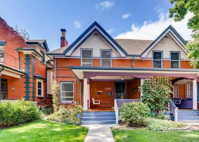 1335 Elizabeth Street, Denver, CO 80206 (#5791910) :: Wisdom Real Estate