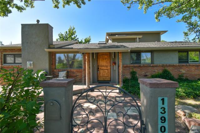 1390 Fairfield Drive, Boulder, CO 80305 (MLS #5791971) :: Kittle Real Estate