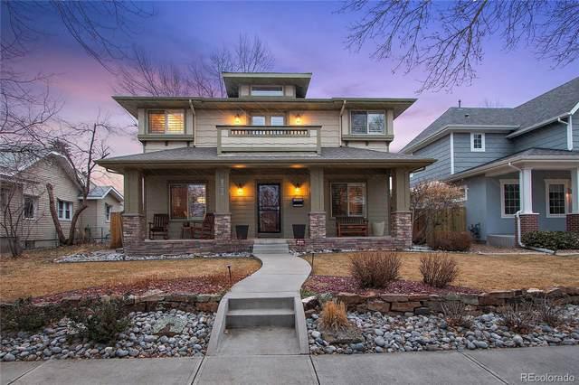 2324 S Lafayette Street, Denver, CO 80210 (#5792324) :: Wisdom Real Estate