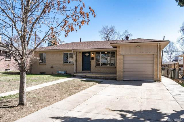 1110 S Harlan Street, Lakewood, CO 80232 (MLS #5792341) :: Keller Williams Realty