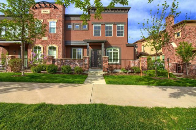 657 W Burgundy Street B, Highlands Ranch, CO 80129 (#5792544) :: Wisdom Real Estate