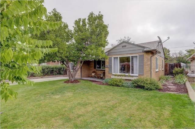 2940 Glencoe Street, Denver, CO 80207 (MLS #5792585) :: 8z Real Estate