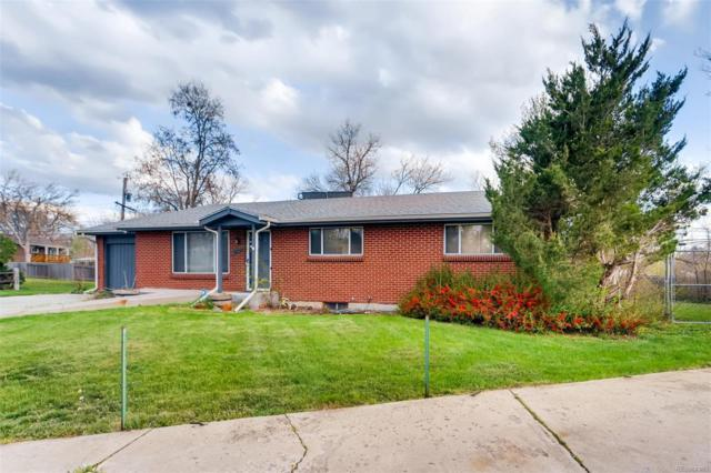 9942 W 66th Place, Arvada, CO 80004 (#5792910) :: The Peak Properties Group