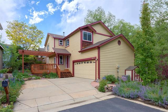3853 Fredericks Court, Boulder, CO 80301 (#5793095) :: The Healey Group