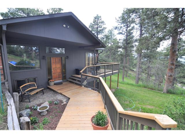 26052 Chief Hosa Road, Golden, CO 80401 (MLS #5793122) :: 8z Real Estate