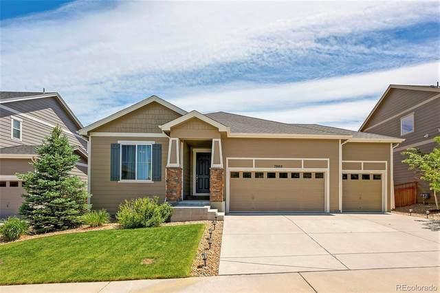 7880 Grady Circle, Castle Rock, CO 80108 (#5793236) :: Colorado Home Finder Realty