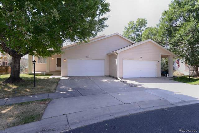 226 Acacia Drive, Loveland, CO 80538 (MLS #5793427) :: Wheelhouse Realty