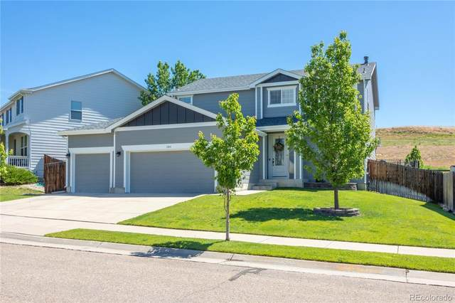281 Bonanza Drive, Erie, CO 80516 (#5793665) :: James Crocker Team