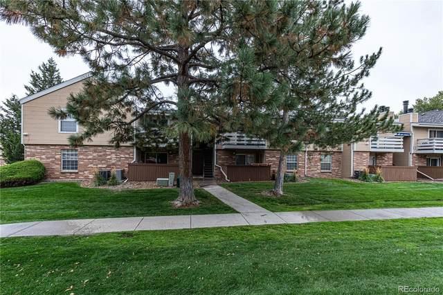 3320 S Ammons Street #102, Lakewood, CO 80227 (#5793820) :: The HomeSmiths Team - Keller Williams