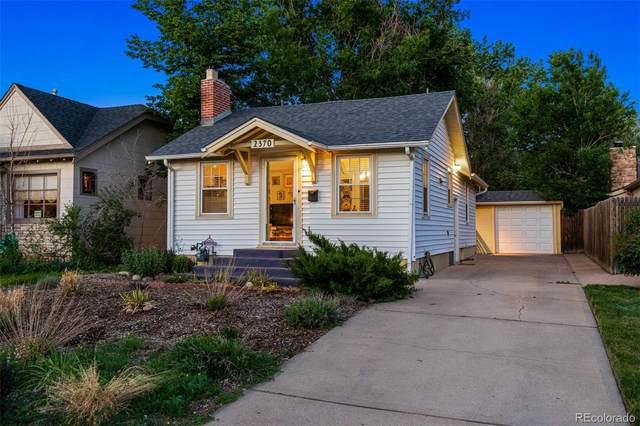 2370 S Marion Street, Denver, CO 80210 (#5794064) :: Colorado Home Finder Realty