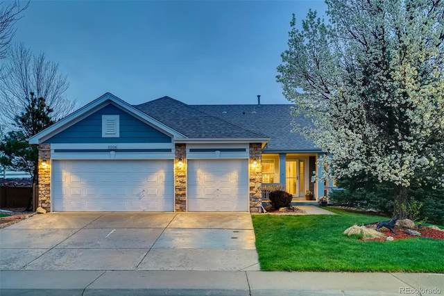 11306 Mesa Verde Way, Parker, CO 80138 (#5794265) :: Chateaux Realty Group