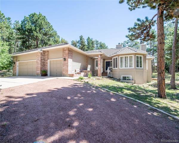 1055 Golden Pine Lane, Monument, CO 80132 (#5794668) :: Colorado Home Finder Realty