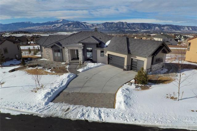 13632 Stony Hill Point, Colorado Springs, CO 80921 (MLS #5795180) :: Bliss Realty Group