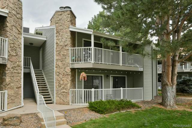 901 S Zeno Way #101, Aurora, CO 80017 (#5795182) :: The Gilbert Group